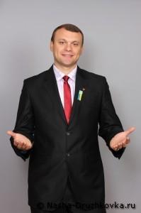 Денис Балык - руководитель городской организации «В.О.«Батьківщина»