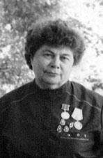 Виктория Милютина, 60-е годы