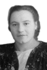 Людмила Петровна, 1947 год